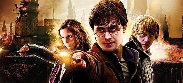 Harry Potter und die Heiligtümer des Todes - Teil 2: Der Zauberlehrling feuert aus allen Rohren