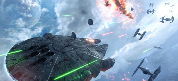 Star Wars Battlefront: X-Wing vs. Tie-Fighter