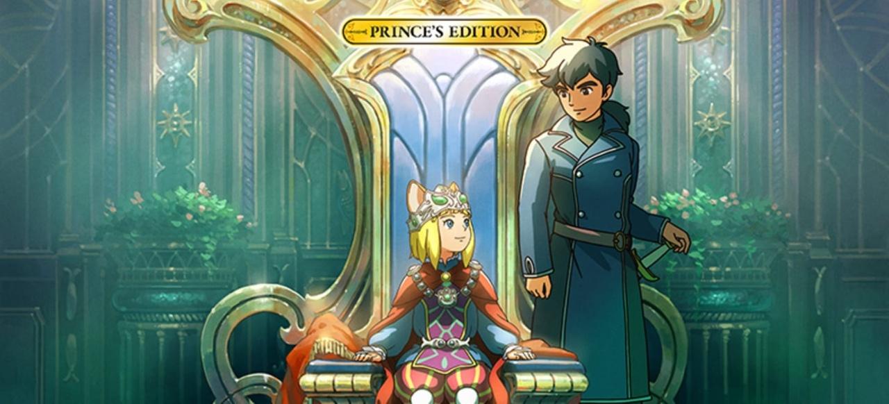 Ni No Kuni 2: Schicksal eines Königreichs: Späte Thronfolge auf Switch