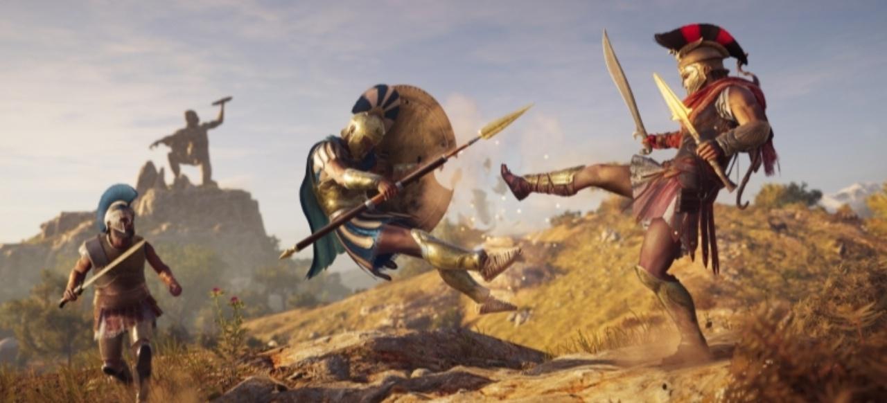 Assassin's Creed Odyssey: Griechische Schlachtplatte mit Entscheidungen und Konsequenzen