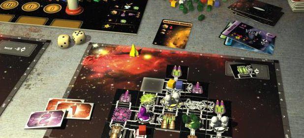 Galaxy Trucker: Panische Piloten, gierige Händler