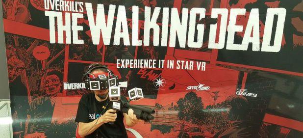 Overkill's The Walking Dead: Zombie-Apokalypse hautnah mit StarVR