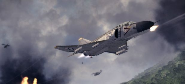 Air Conflicts: Vietnam: Bruchlandung im Dschungel