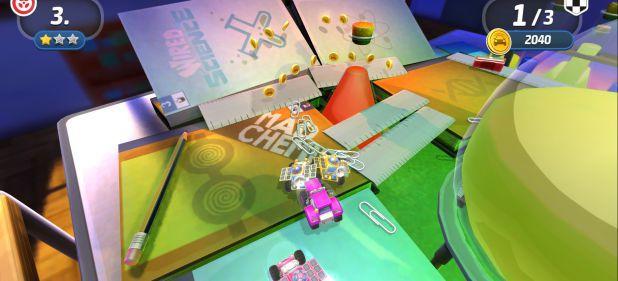 Toybox Turbos: Die Rückkehr der Spielzeugflitzer