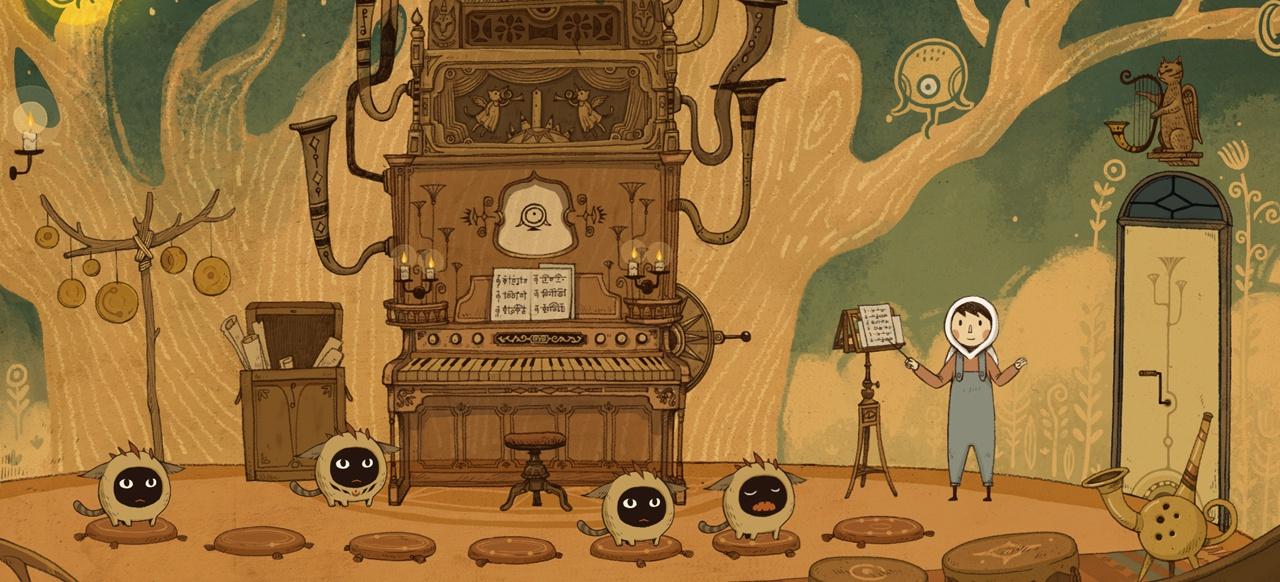 LUNA - The Shadow Dust: Zauberhaftes Adventure