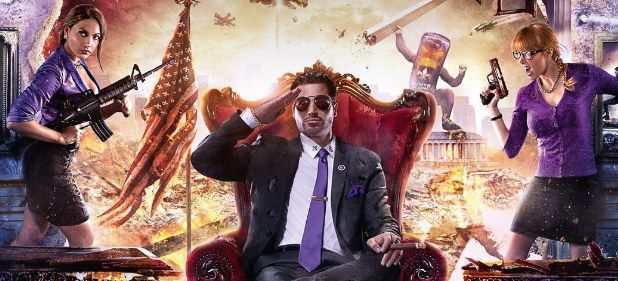Saints Row 4: Aberwitziger Action-Ausflug