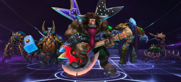 Heroes of the Storm: