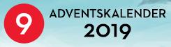 Gewinnspiel: Adventskalender - 2019 - Tag 09