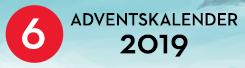 Gewinnspiel: Adventskalender - 2019 - Tag 06