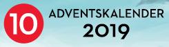 Gewinnspiel: Adventskalender - 2019 - Tag 10