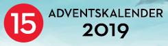Gewinnspiel: Adventskalender - 2019 - Tag 15
