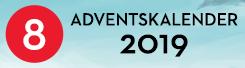 Gewinnspiel: Adventskalender - 2019 - Tag 08