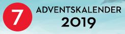 Gewinnspiel: Adventskalender - 2019 - Tag 07