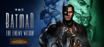 """Batman: The Enemy Within - The Telltale Series: Termin und Trailer der vierten Episode """"What Ails You"""""""