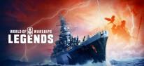 World of Warships: Legends: Schiffskriege feiern ihren ersten Geburtstag