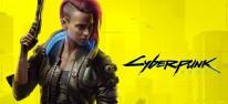 Cyberpunk 2077: Weibliche Version der Hauptfigur auf dem Cover