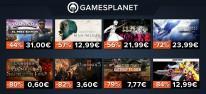 Gamesplanet: Neue Wochenangebote, u.a. Ace Combat 7 für 23,99 Euro, Man of Medan für 12,99 Euro oder Dungeons 2 für 3,60 Euro