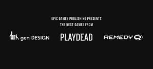 Epic veröffentlicht Spiele von gen DESIGN, Playdead und Remedy