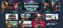 Gamesplanet: Anzeige: Mehr als 2.300 Spiele bis zu 93% reduziert und tägliche Flash-Deals im Spring-Sale von Gamesplanet