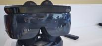Virtual Reality: Huawei VR Glass: VR-Headset im Sonnenbrillen-Format mit Raum-Tracking vorgeführt