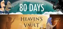 Nintendo Switch: Umsetzungen von 80 Days und Heaven's Vault angekündigt