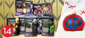 Jeden Tag neue Gewinnchancen, heute: Magic the Gathering Deck-Sets