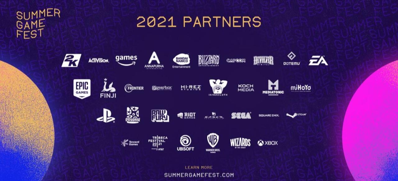 Summer Game Fest 2021 (Events) von Summer Game Fest