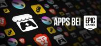 Epic Games Store: Stellt neue PC-Apps bereit und bietet u. a. Zugang zu unzähligen Indie-Titeln von itch.io