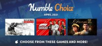 Humble Bundle: Choice im April 2021, u.a. mit Shenmue 3, F1 2020 und Sniper Ghost Warrior Contracts
