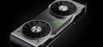 nVidia: GeForce RTX 2060 SUPER, RTX 2070 SUPER und RTX 2080 SUPER angekündigt