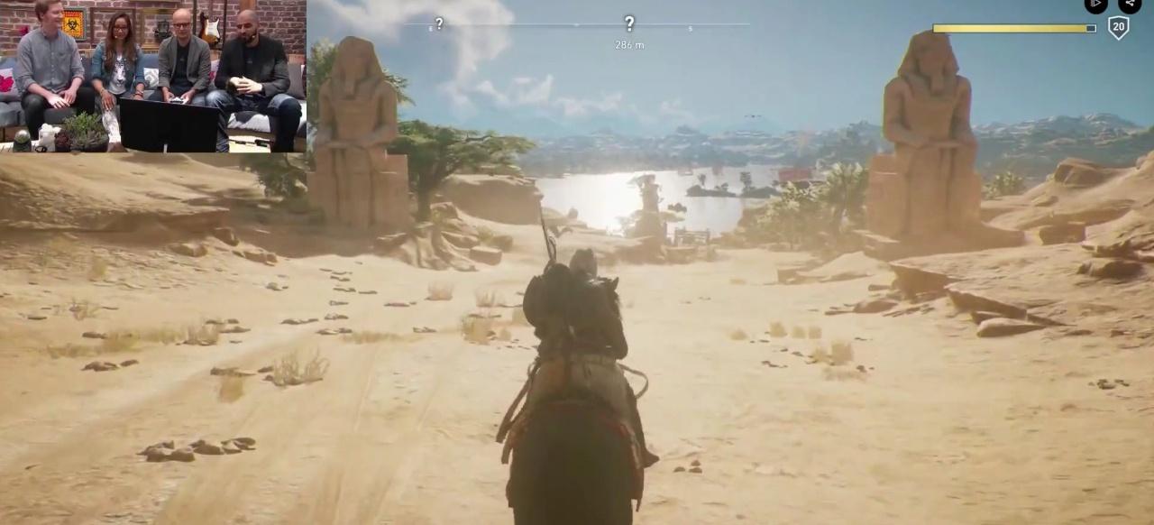 Assassin's Creed Origins (Action-Adventure) von Ubisoft