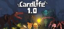 CardLife: Creative Survival: Überlebenskampf in einer Welt aus Pappe hat den Early Access verlassen