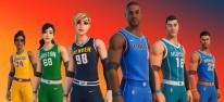 Fortnite: Crossover-Event mit der NBA