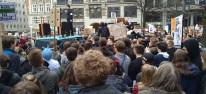 EU-Urheberrechtsreform: Über 170.000 Demo-Teilnehmer; CDU beklagt gekaufte Demonstranten; Abstimmung im Stream