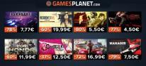 Gamesplanet: Anzeige: Angebote zum Wochenende, u.a. Resident Evil 7 Gold Edition für 19,99 Euro und Bayonette für 4,50 Euro