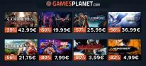 Gamesplanet: Anzeige: Neue Wochenangebote, u.a. Devil May Cry 5 für 19,99 Euro, Aven Colony für 5,99 Euro oder Alien Breed Trilogy für 2,10 Euro