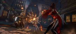 Multiplayer-Kampfspiel erinnert an Sekiro