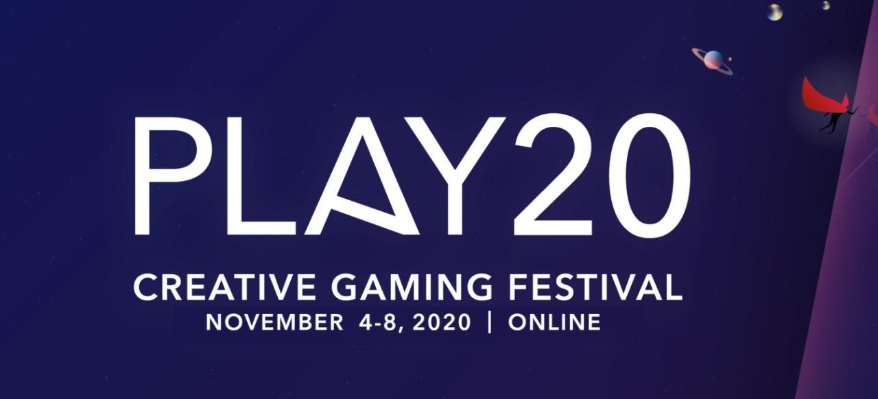 Play - Creative Gaming Festival () von Creative Gaming