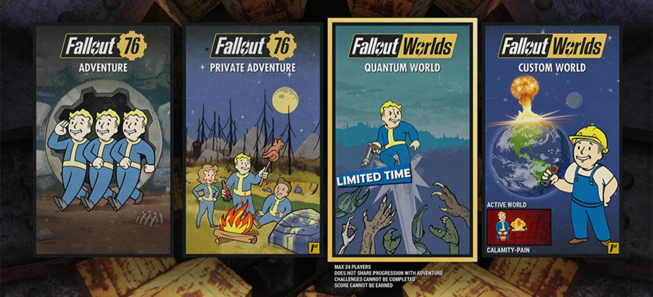 Fallout 76 (Rollenspiel) von Bethesda