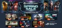 Gamesplanet: Anzeige: Tag 4 des Spring-Sale mit über 2.300 reduzierten Spielen und täglichen Flash-Deals, u.a. Darksiders 3 für 11,99 Euro und BattleTech für 9,50 Euro