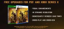 Mortal Kombat 11: Ultimate Edition, Umsetzung für PS5 & Xbox Series X/S und Kombat Pack 2 mit Rambo