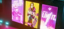 Cyberpunk 2077: Transgender-Plakat sorgt für Aufsehen: Hypersexualisierung in der Werbung am Pranger