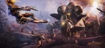 Warframe: Remaster von Plains of Eidolon auf PC und Konsolen