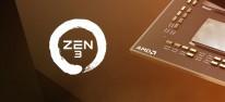AMD: Präsentation der Zen-3-Prozessoren: Vier Ryzen-CPUs aus der 5000er-Serie angekündigt