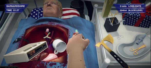 Surgeon Simulator  (Simulation) von