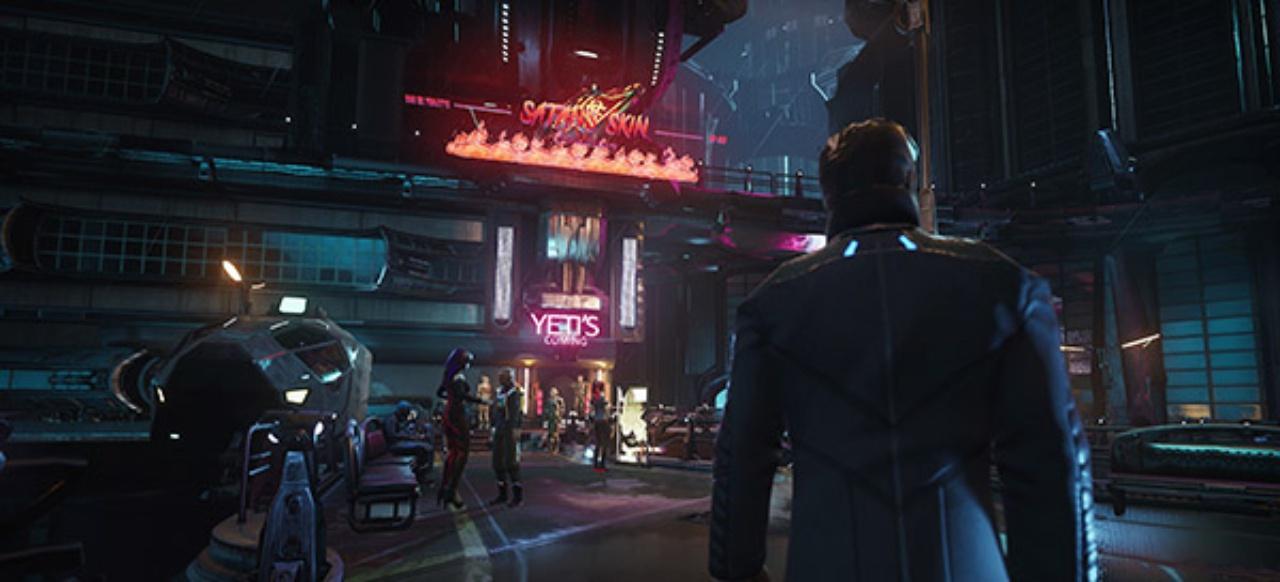 Gamedec (Rollenspiel) von Anshar Studios