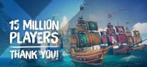 Sea of Thieves: Community zählt erstmals über 15 Millionen Piraten