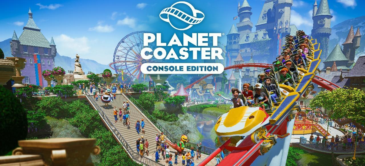 Planet Coaster (Taktik & Strategie) von Frontier Developments
