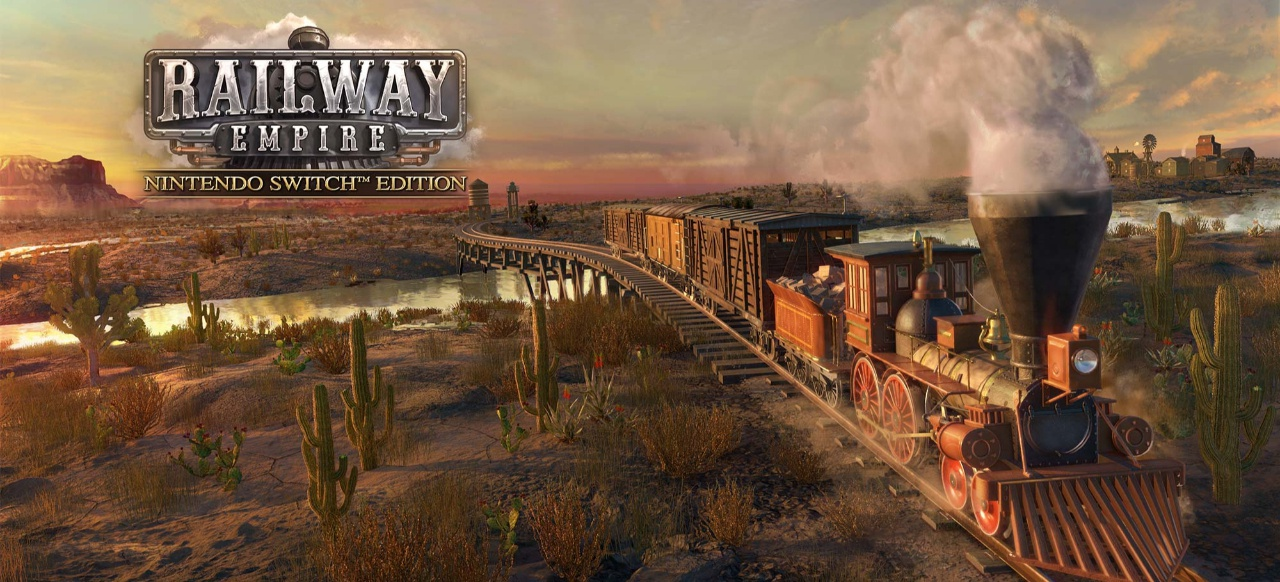 Railway Empire (Taktik & Strategie) von Kalypso Media Group