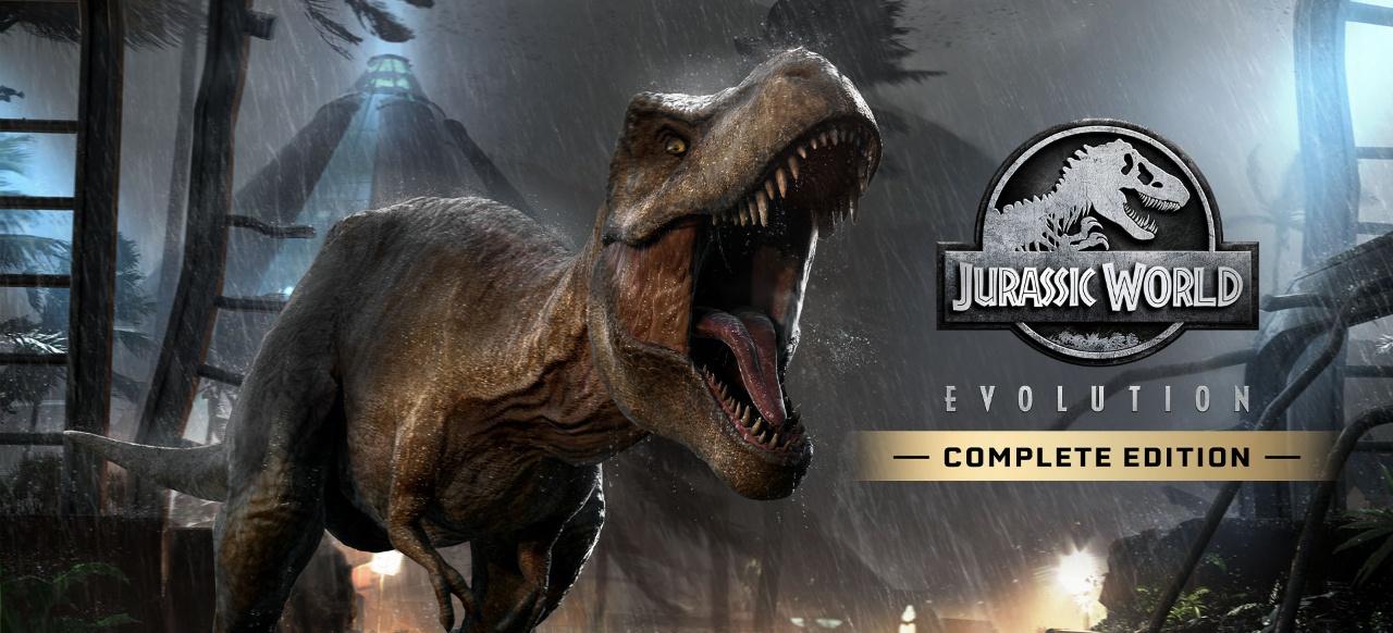 Jurassic World Evolution (Taktik & Strategie) von Frontier Developments
